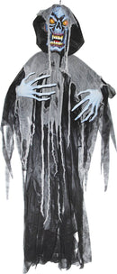 Gemmy (Sun Star) Hanging Ghoul Haunted House Scary Decoration - Costume Arena