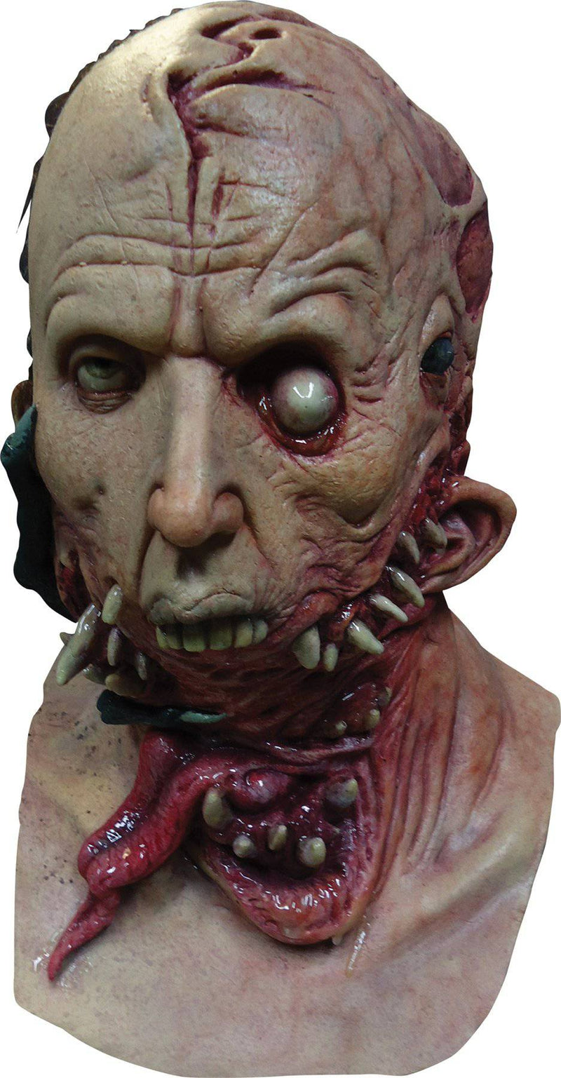 Ghoulish Productions Alien Host Horror Theme Halloween Latex Mask - Costume Arena