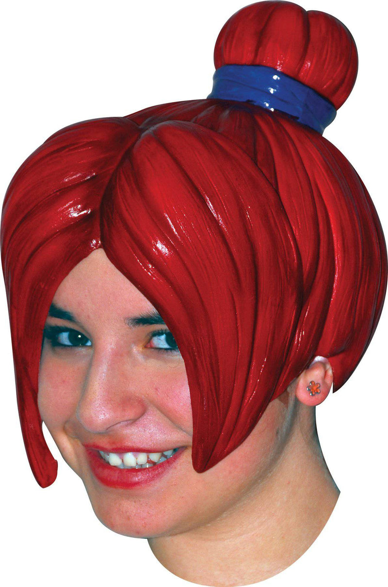 Ghoulish Productions Anime Theme Party Fancy Accessory Latex Wig - Costume Arena