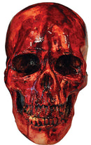 Ghoulish Productions Bloody Skull Haunted House Horror Decoration - Costume Arena