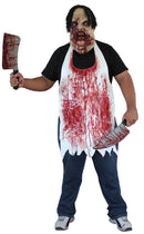 Ghoulish Productions Butcher Apron Horror Party Costume Accessory - Costume Arena