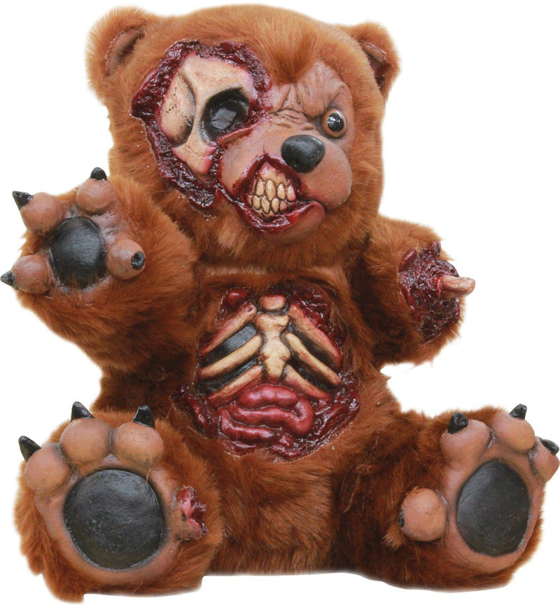 Ghoulish Productions Creepy Bad Teddy Horror Movie Decoration - Costume Arena