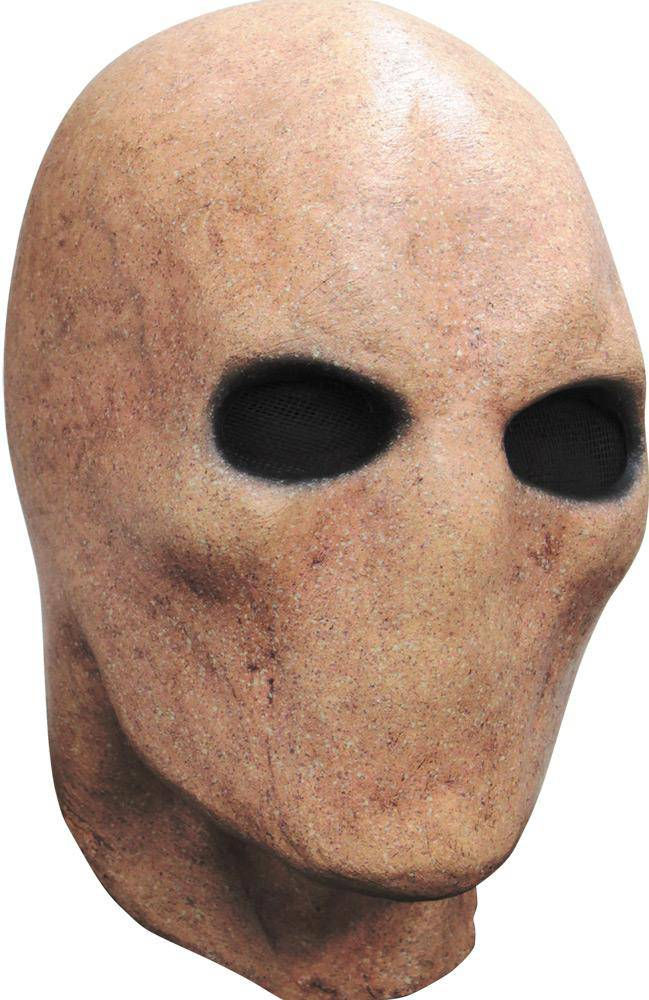 Ghoulish Productions Creepy Pasta Theme Halloween Latex Mask - Costume Arena