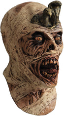 Ghoulish Productions Cursed Mummy Horror Halloween Latex Mask - Costume Arena