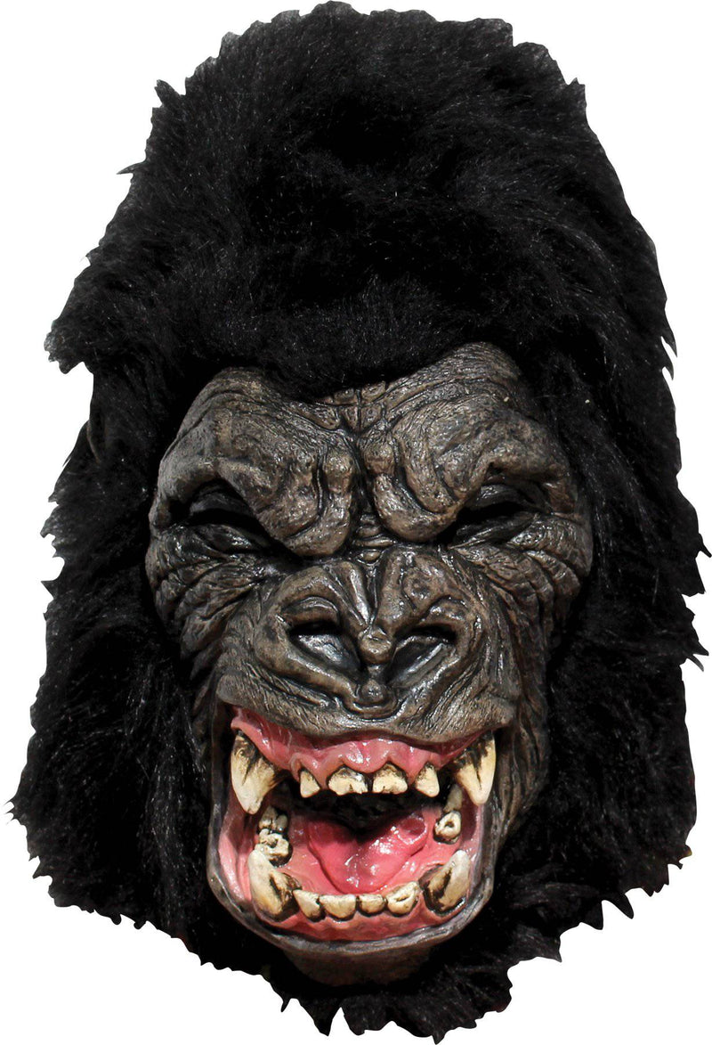Ghoulish Productions Gorilla King Ape Animal Theme Halloween Mask - Costume Arena