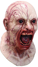 Ghoulish Productions Infected Zombie Horror Theme Halloween Mask - Costume Arena