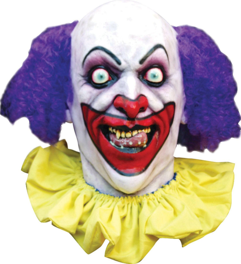 Ghoulish Productions Lust Clown Movie Theme Party Halloween Mask - Costume Arena