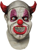 Ghoulish Productions Maggot Clown Horror Halloween Humorous Mask - Costume Arena