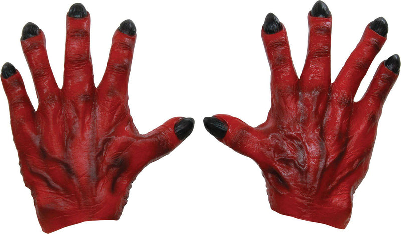 Ghoulish Productions Monster Hands Horror Party Costume Accessory - Costume Arena
