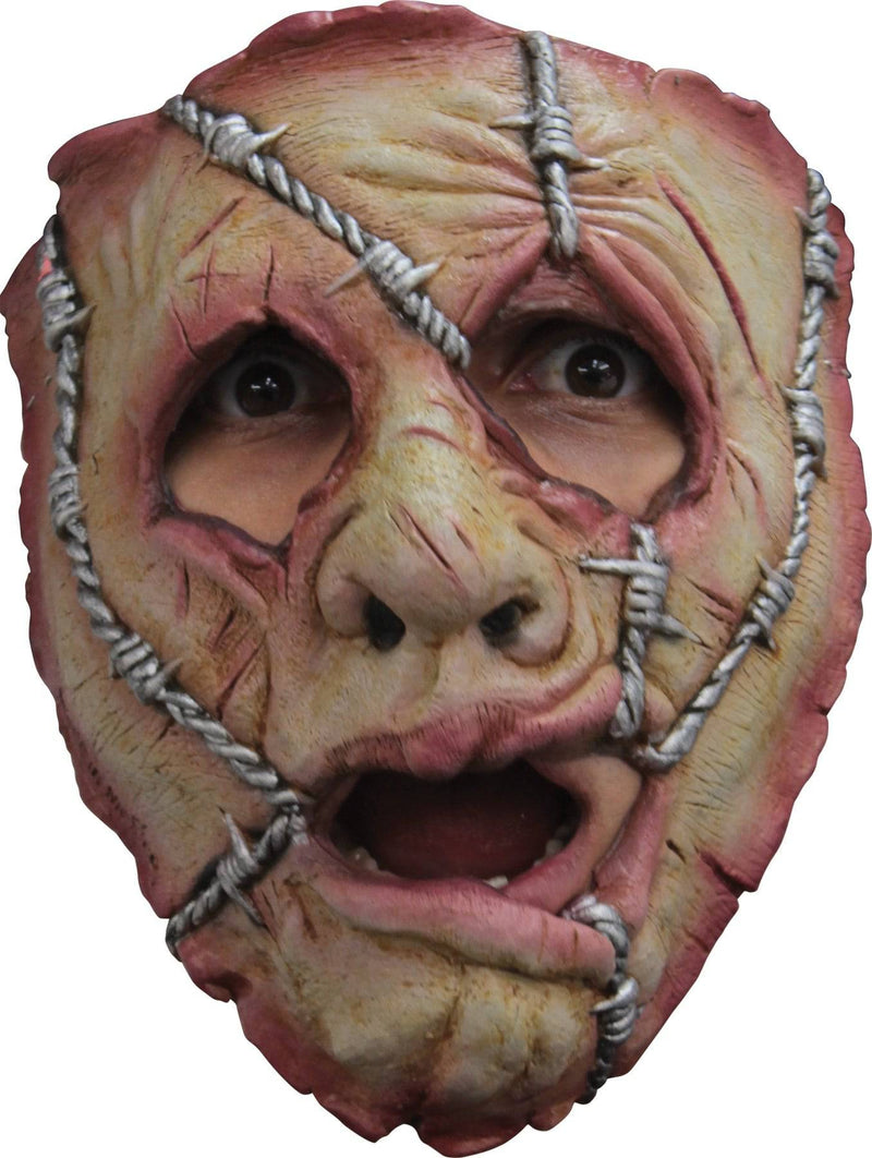 Ghoulish Productions Scary Serial Killer 32 Horror Theme Mask - Costume Arena