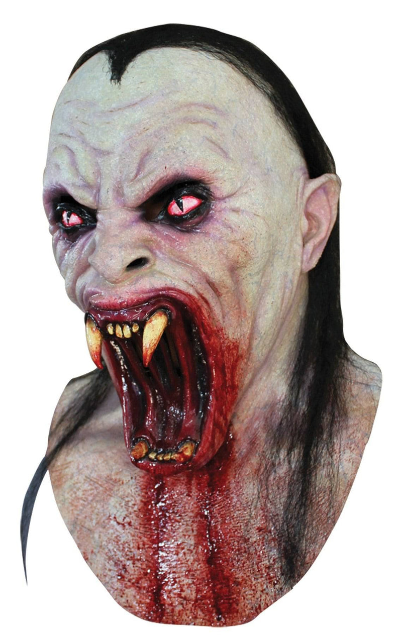 Ghoulish Productions Scary Viper Horror Halloween Humorous Mask - Costume Arena