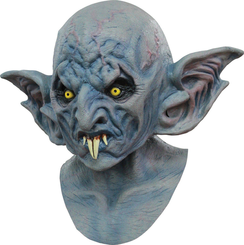 Ghoulish Productions Scary Vlad Horror Theme Halloween Latex Mask - Costume Arena