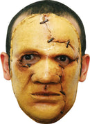 Ghoulish Productions Serial Killer 5 Scary Face Theme Party Mask - Costume Arena