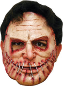 Ghoulish Productions Serial Killer 9 Horror Theme Party Mask - Costume Arena