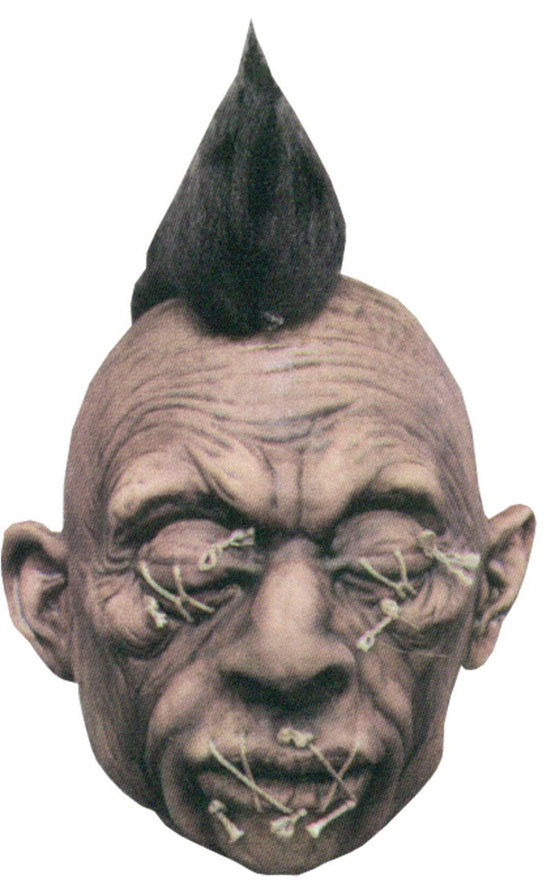 Ghoulish Productions Shrunken Head Haunted House Scary Decoration - Costume Arena