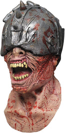 Ghoulish Productions Waldhar Warrior Horror Halloween Latex Mask - Costume Arena
