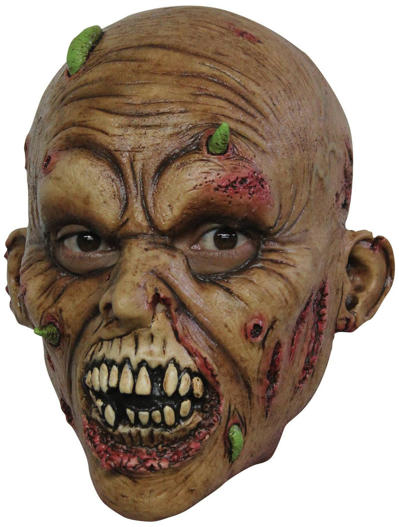 Ghoulish Productions Zombie Horror Movie Theme Halloween Mask - Costume Arena