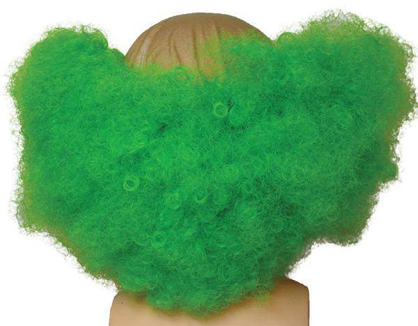 Lacey Wigs Men's Bald Carly Clown Theme Accessory Wig - Costume Arena