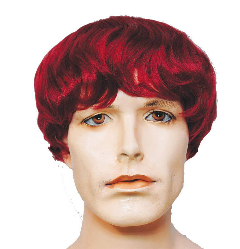 Lacey Wigs Men's Discount Mushroom Party Accessory Wig - Costume Arena