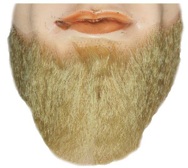 Lacey Wigs Men's Full Face Beard Adult Theme Party Wig - Costume Arena