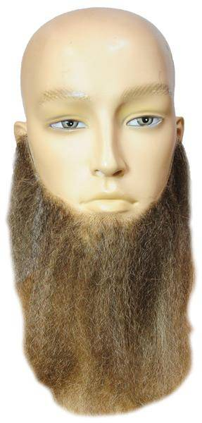 Lacey Wigs Men's Synthetic Long EM 34A Beard Adult Wig - Costume Arena