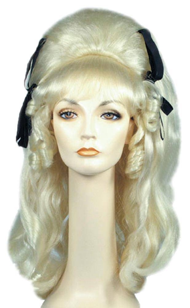 Lacey Wigs Women's 60s Vamp Theme Party Accessory Wig - Costume Arena