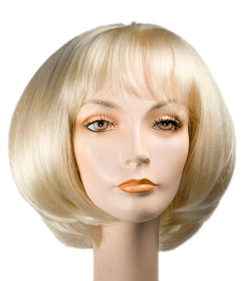 Lacey Wigs Women's Bouffant Audrey A Horrors Adult Wig - Costume Arena