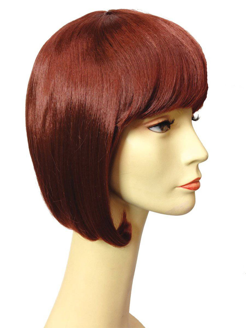 Lacey Wigs Women's China Doll Bob Wig Theme Accessory - Costume Arena