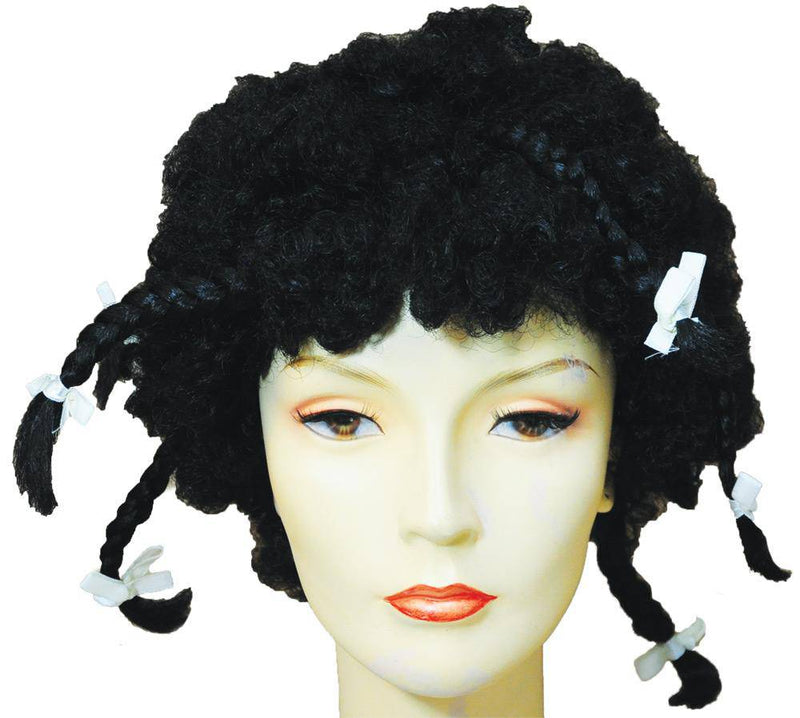 Lacey Wigs Women's Farina Small Braid Accessory Wig - Costume Arena