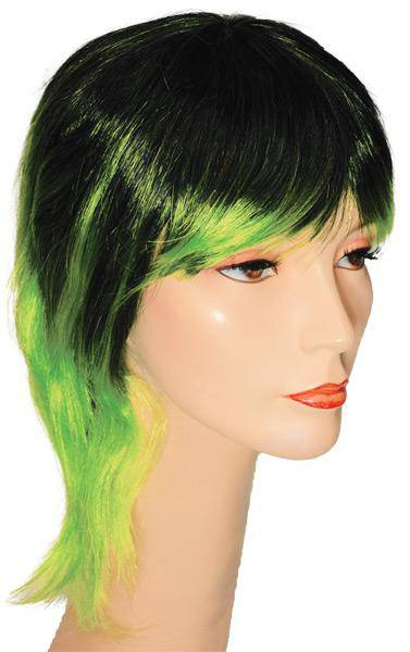 Lacey Wigs Women's Fiber Angel Cut Theme Accessory Wig - Costume Arena