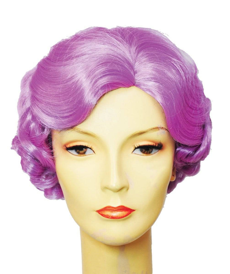 Lacey Wigs Women's Lady Edna Theme Party Adult Wig - Costume Arena