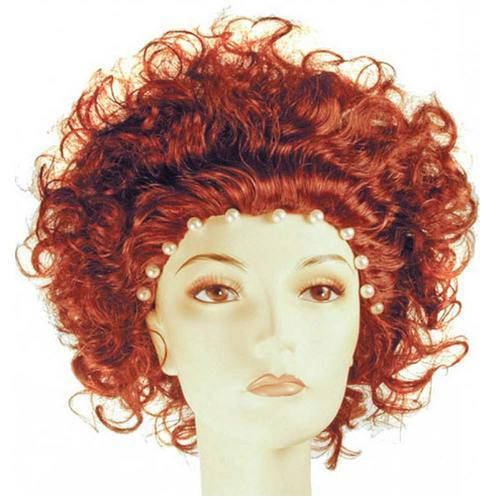 Lacey Wigs Women's Queen Elizabeth I Accessory Wig - Costume Arena