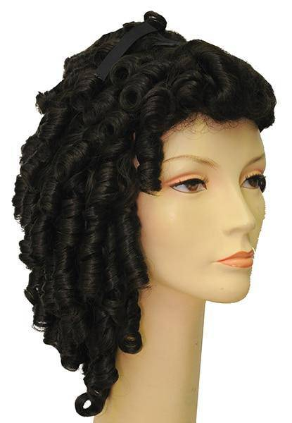 Lacey Wigs Women's Scarlett Curly Theme Accessory Wig - Costume Arena