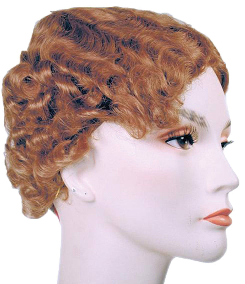 Lacey Wigs Women's Sonia Synthetic Fibre Accessory Wig - Costume Arena