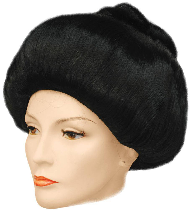 Lacey Wigs Women's Super Deluxe Geisha Girl Theme Wig - Costume Arena