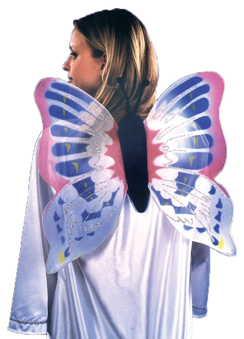 Morris Costumes Butterfly Wings Theme Flapper Accessory - Costume Arena