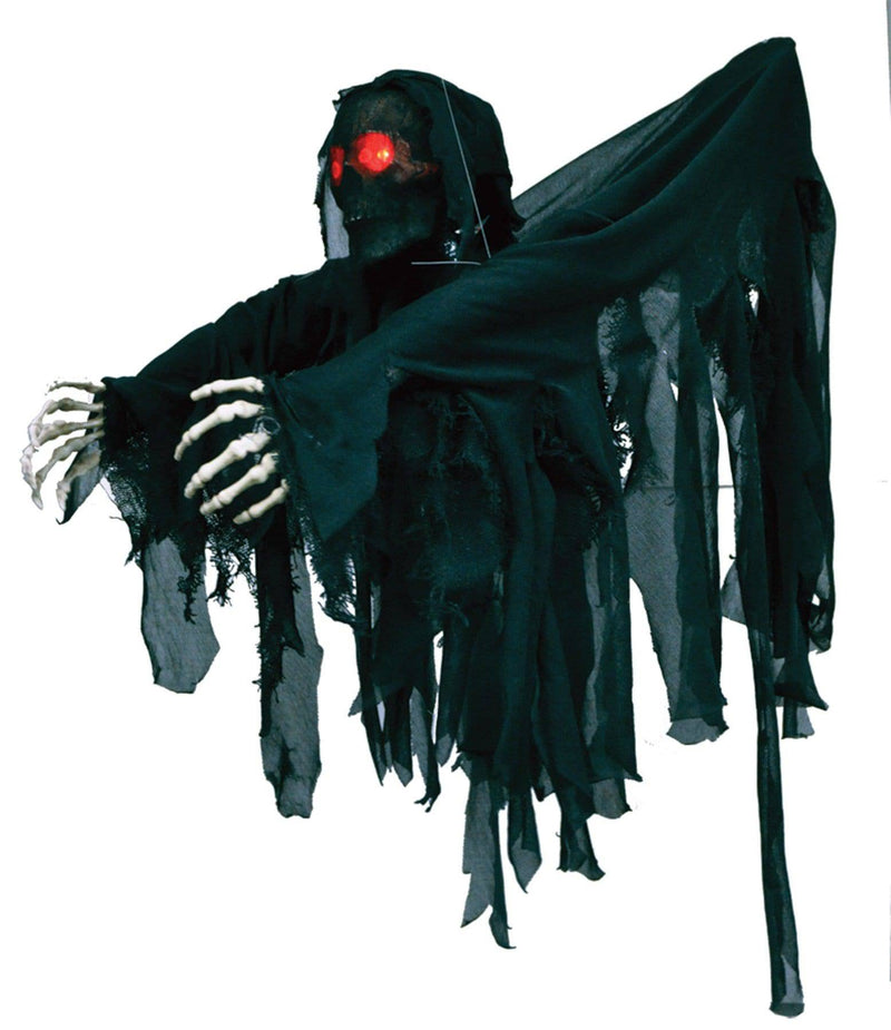 Morris Costumes Hanging Wrapped Ghoul Halloween Decoration - Costume Arena