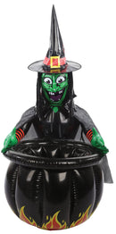 Morris Costumes Inflatable Witch Cauldron Cooler Decoration - Costume Arena
