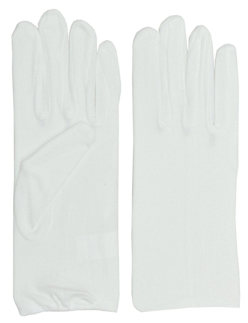 Morris Costumes Ladies Nylon Wrist Length Gloves Accessory - Costume Arena