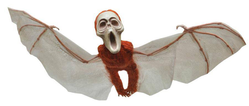 Morris Costumes Scary Hanging Flying Monkey Decoration Prop - Costume Arena