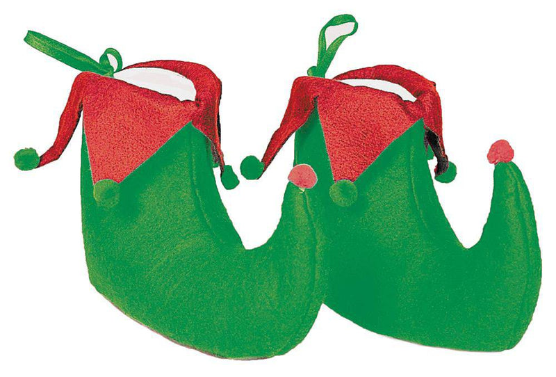 Rubie's Adult Elf Shoes Holiday Christmas Accessory - Costume Arena