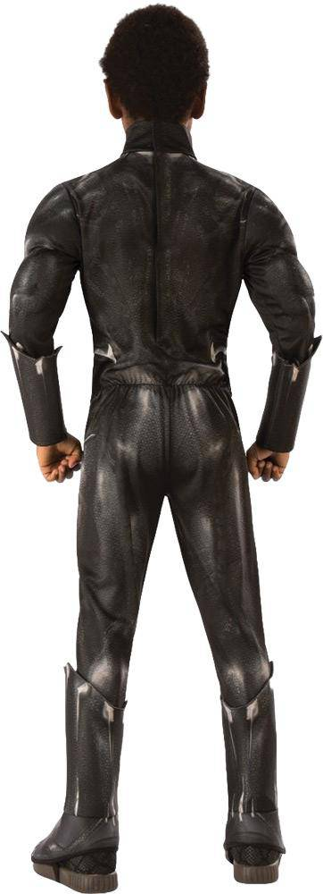 Rubie's Boys' Black Panther Movie Child Costume - Costume Arena