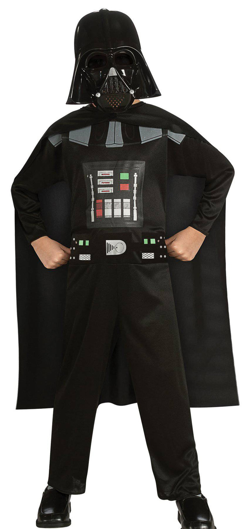 Rubie's Boys' Darth Vader Theme Dress Child Costume - Costume Arena