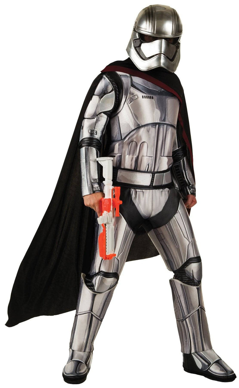 Rubie's Deluxe Captain Phasma Theme Adult Costume - Costume Arena