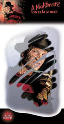 Rubie's Freddy Krueger Glass Grab Horror Decoration - Costume Arena