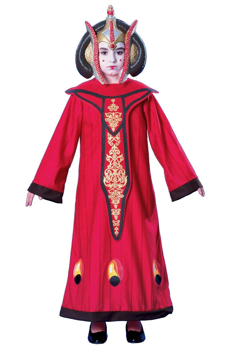Rubie's Girls' Queen Amidala Star Wars Child Costume - Costume Arena