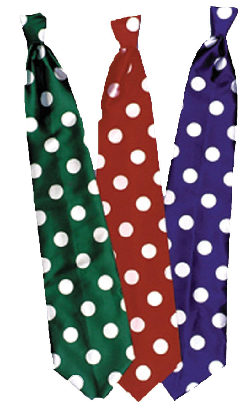 Rubie's Long Clown Tie Funny Movie Theme Accessory - Costume Arena