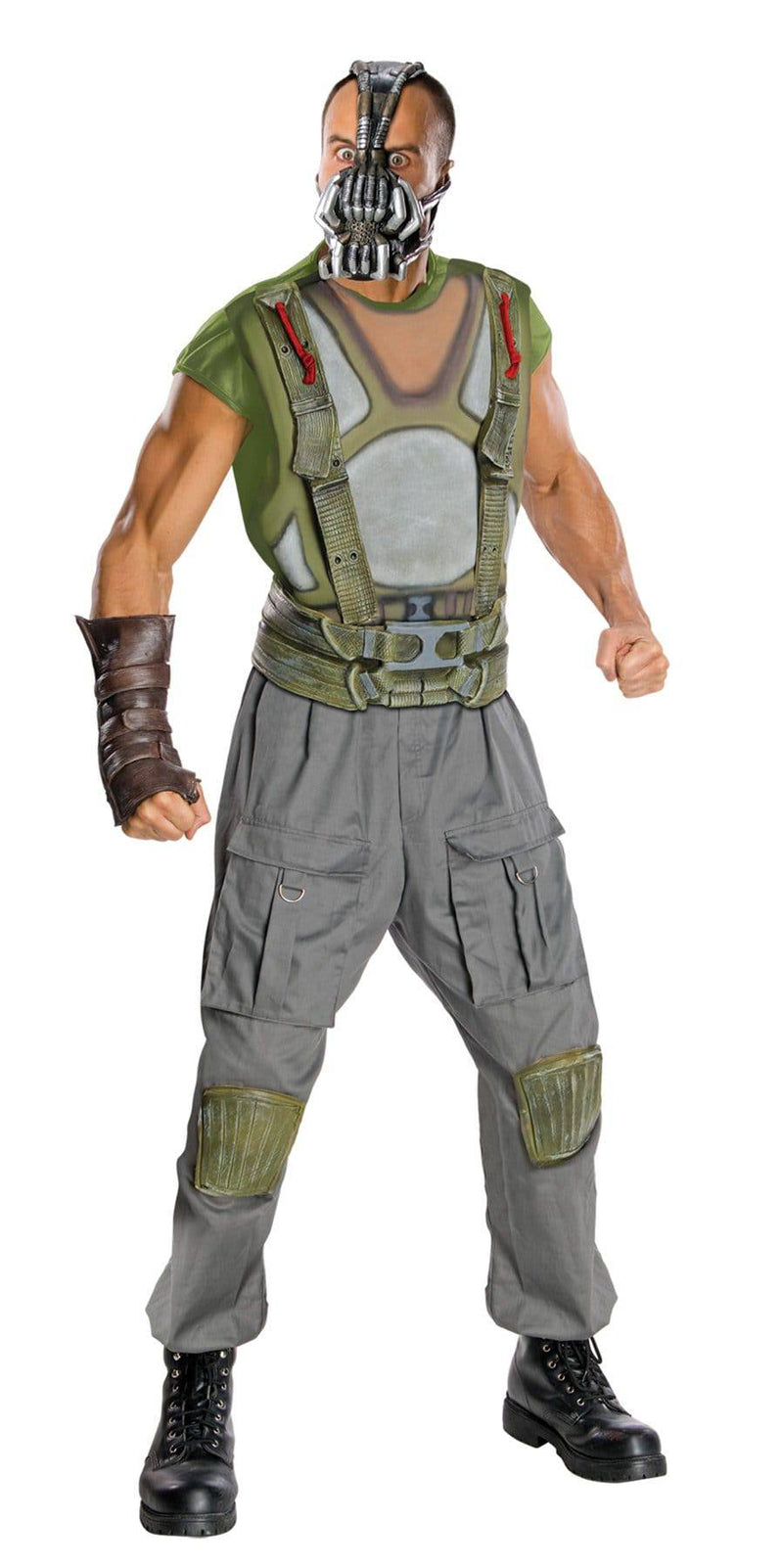 Rubie's Men's Deluxe Bane Scary Movie Adult Costume - Costume Arena