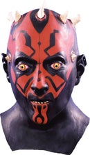 Rubie's Star Wars Darth Maul Horror Theme Adult Mask - Costume Arena