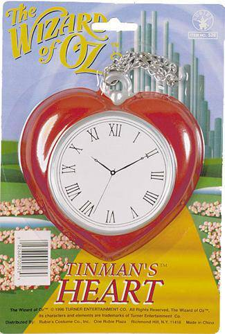 Rubie's Wizard Of Oz Heart Clock movie Accessory - Costume Arena